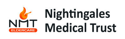 Nightingales Medical Trust Logo